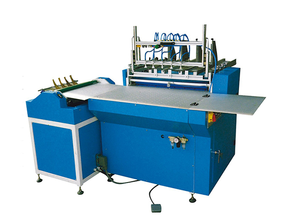 MHC-500A Semi-auto hard cover making machine