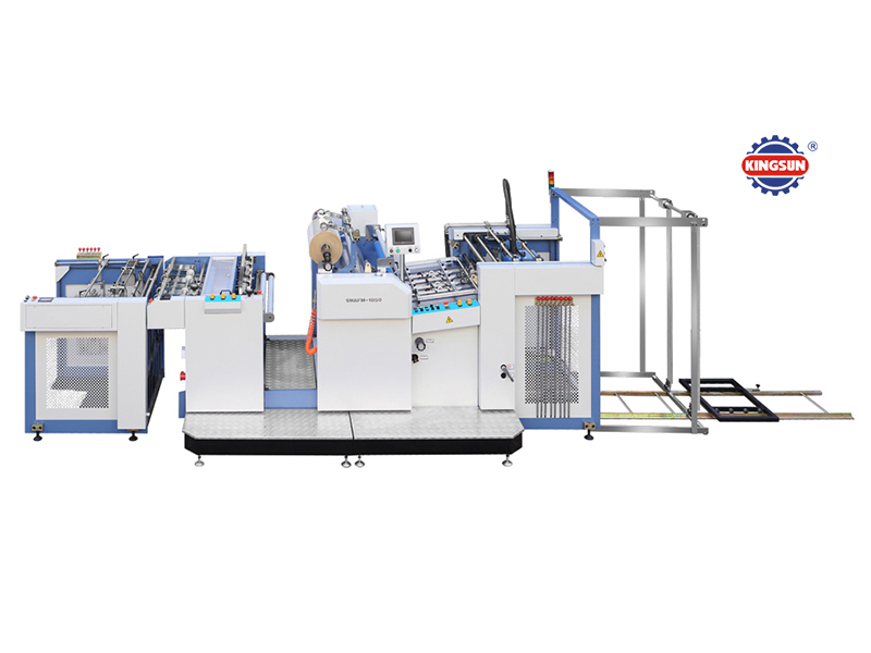 SWAFM-1050 Automatic thermal laminating machine