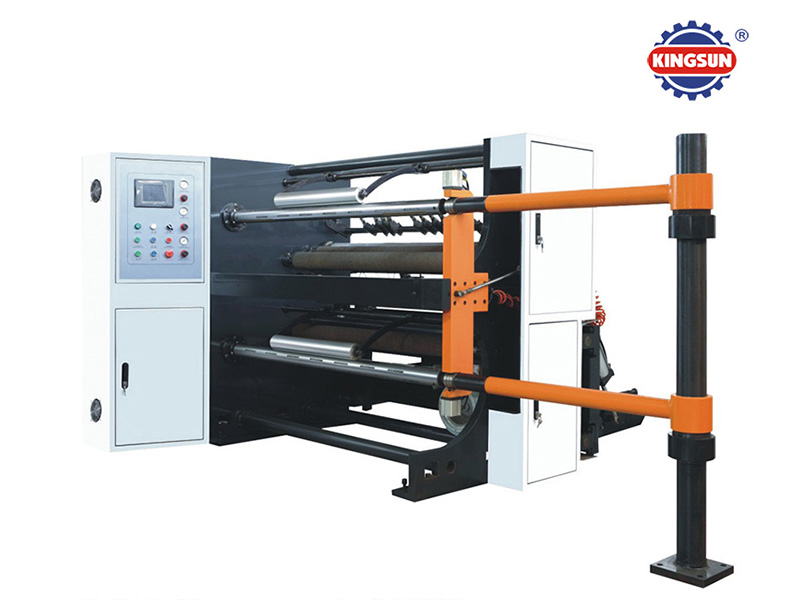 HFQ-A series plastic film slitting machine