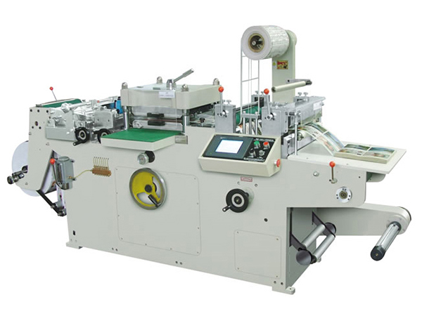 WQM-320G label die cutting machine