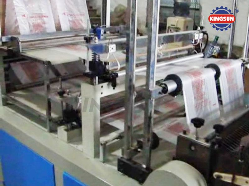 DFHQ Fully Automatic Vest Bag Making Machines