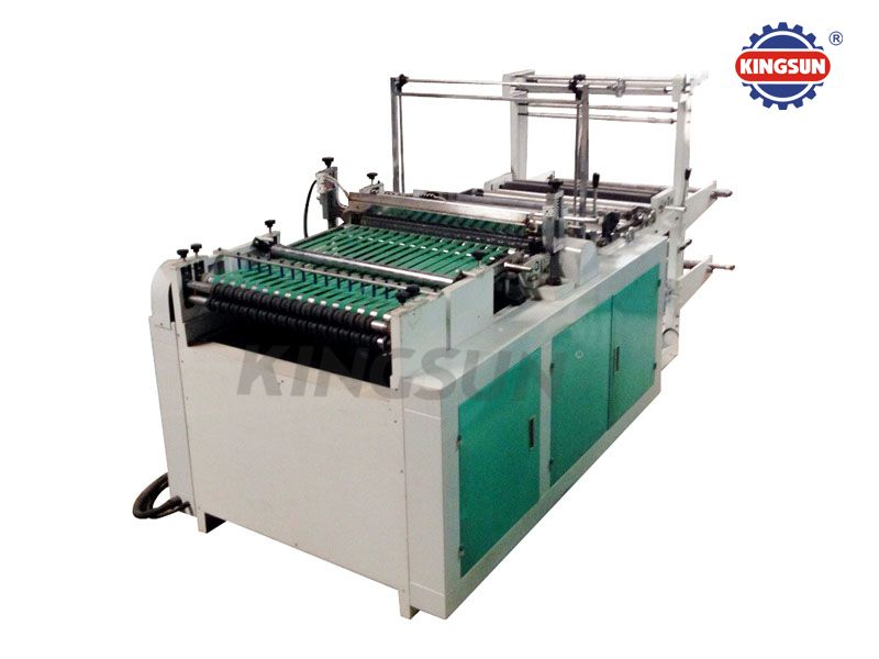 RDL Multi-functional Computer Control Side Sealing Bag Making Machine