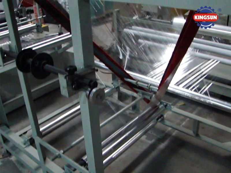 ZB Series Edge Folding and Rolling Machine