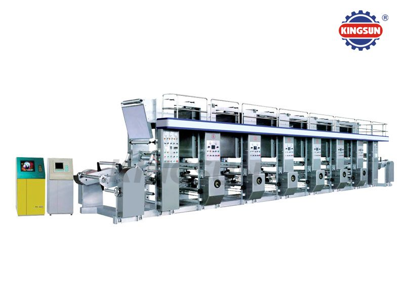 KHASY-B series computer control high speed rotogravure printing machines