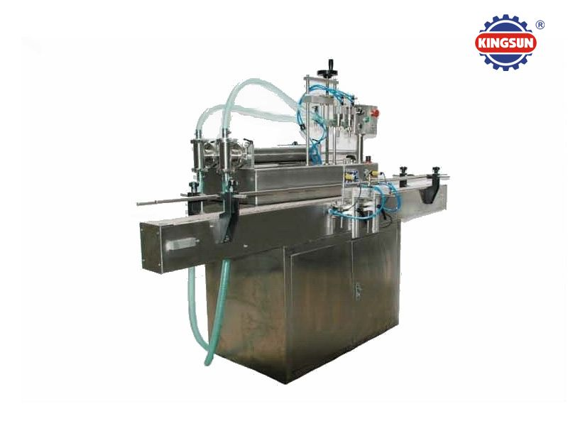 YT-Series Automatic Piston Type Liquid Filling Machines
