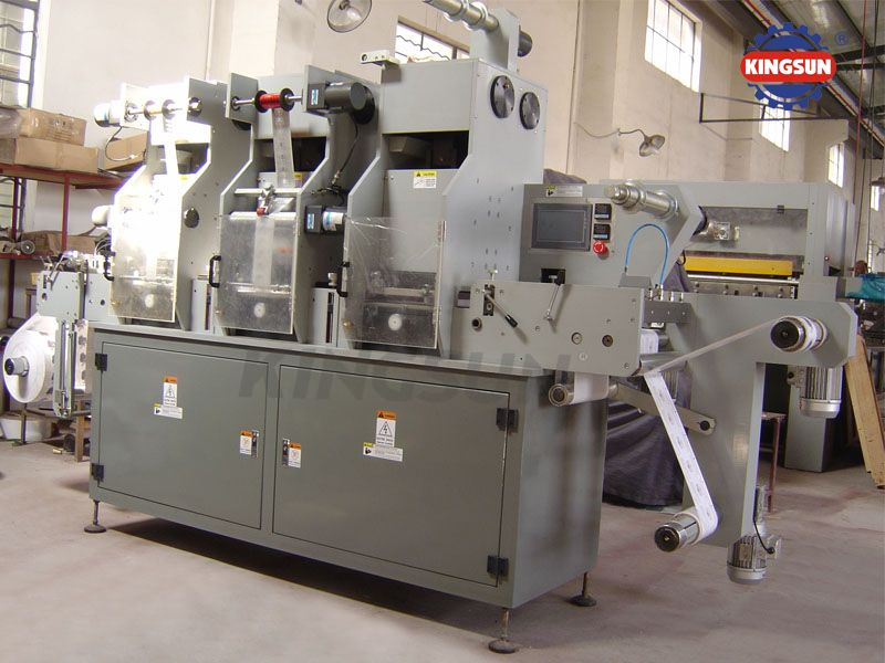 MYG-320 Label Hot Foil Stamping Die Cutting Machines