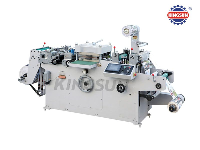 WQM-320G Label Die Cutting Machines