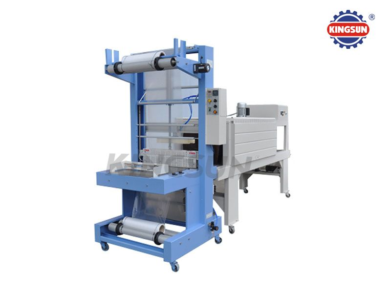 TF6540SA Semi-Automatic Sleeve Sealing Machine