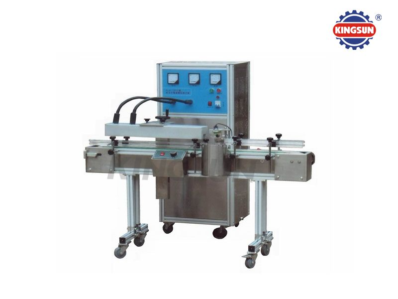 LGYS-2500B Continuous electron tube water-cooling induction sealing machine