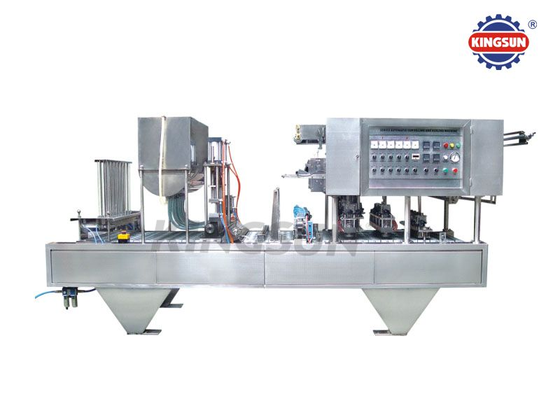 CFD Series Automatic Cup Fill-Seal-Cut machine