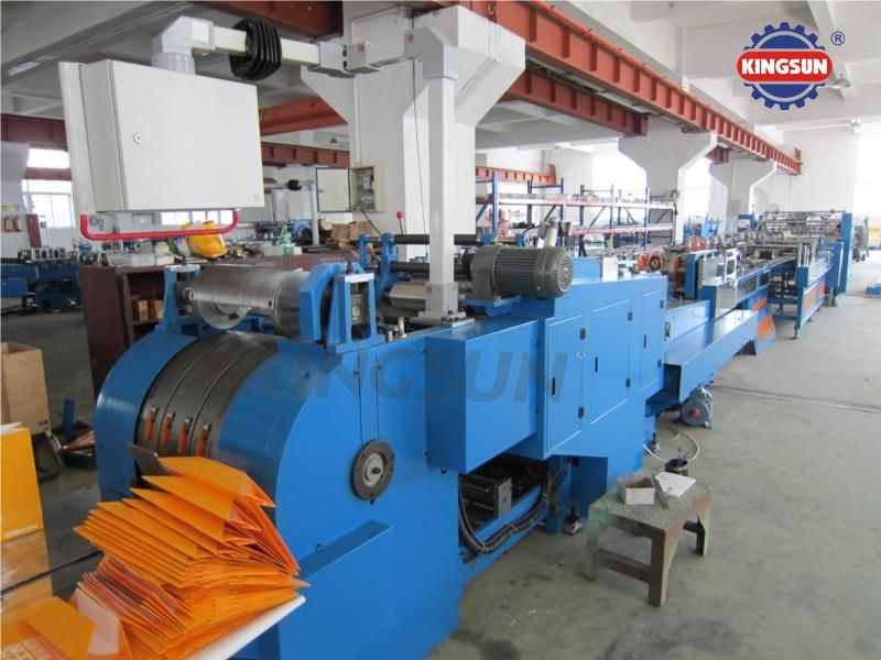 KL-1040/1240 Automatic Paper Bag Making Machines