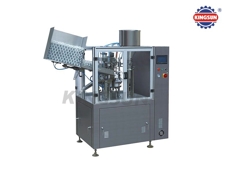 NF-60A Fully-automatic Plastic Tube Filling & Sealing Machine
