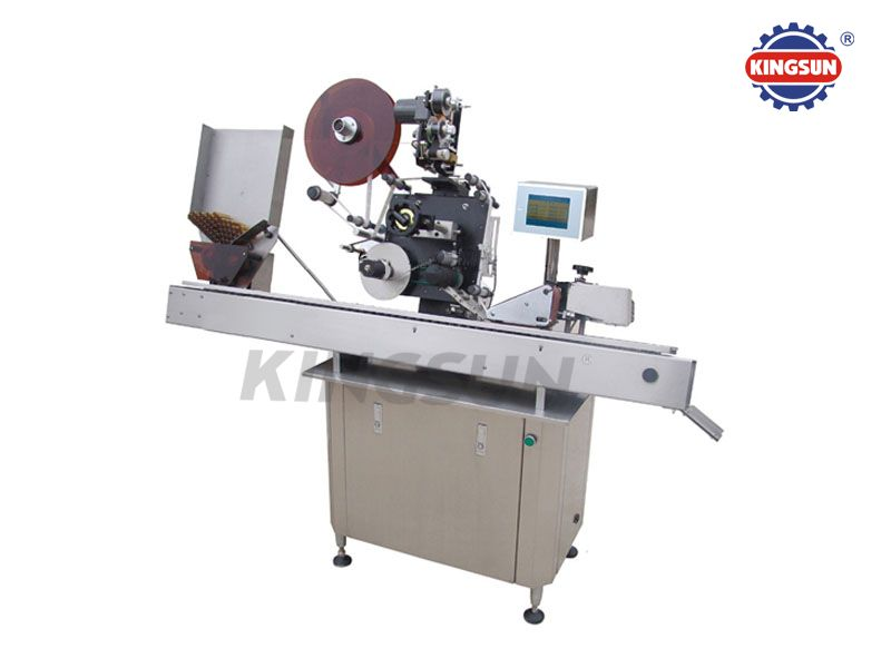 MT-300 Automatic horizontal sticker labeling machine