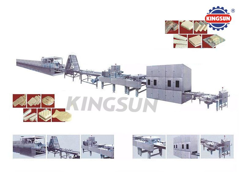 Fullly-Automatic Wafer Production Line