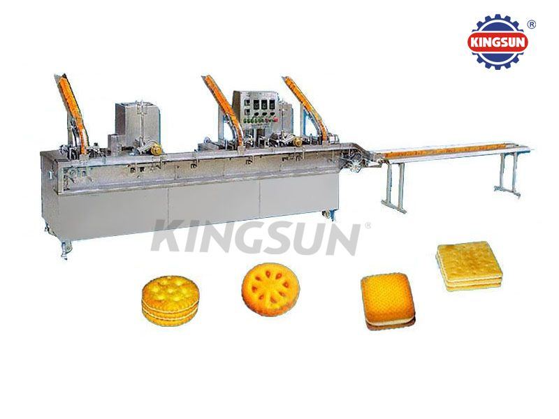 BWD Biscuit Sandwiching Machine