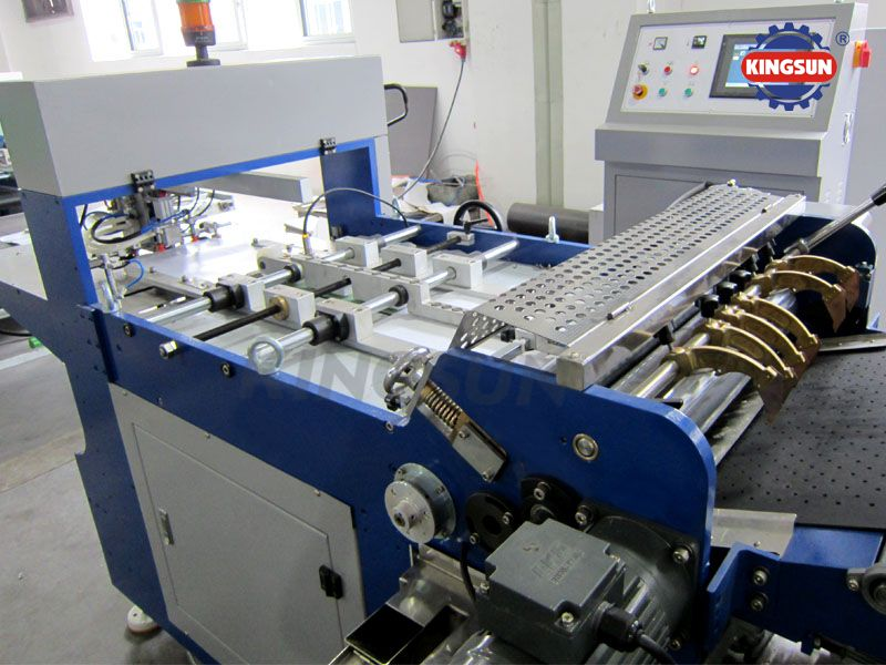 AHC-450A Model automatic hard cover making machine (Automatic case maker)