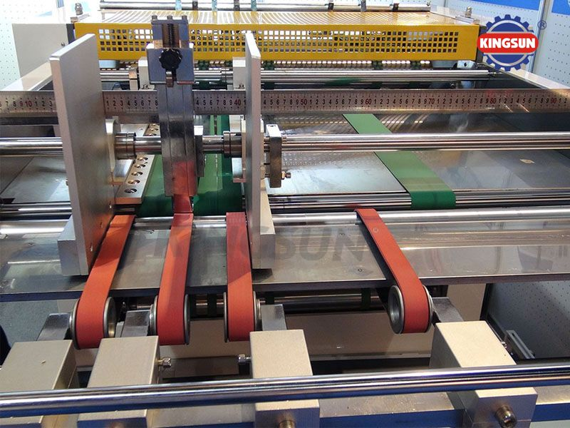 KLZ-900 Automatic Scroll Grooving Machine