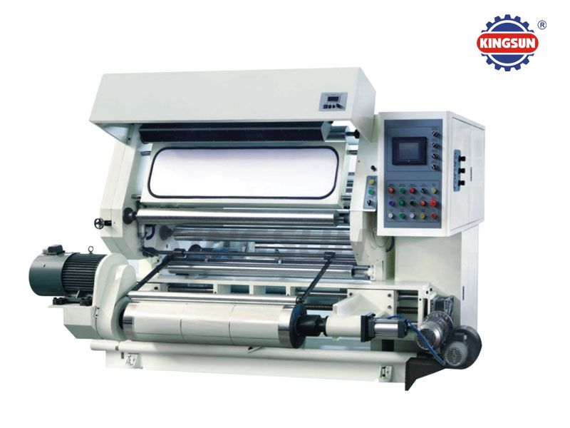 Doctoring Rewinding Machines FHD Series