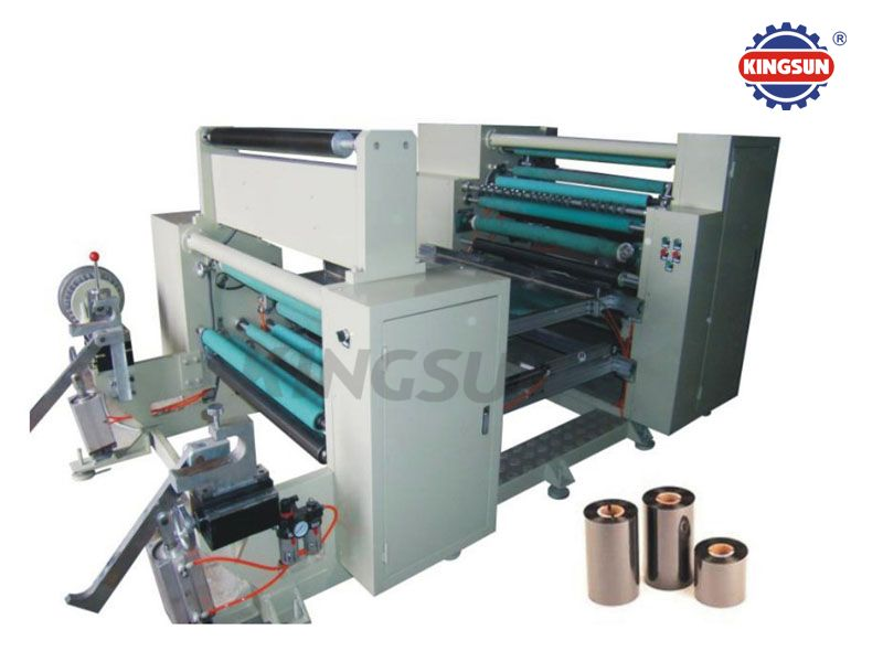 KFJ-1000 Model Carbon Ribbon Slitting Machines