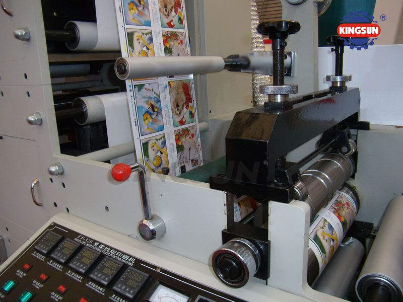 FP-320 Models Flexo printing machines