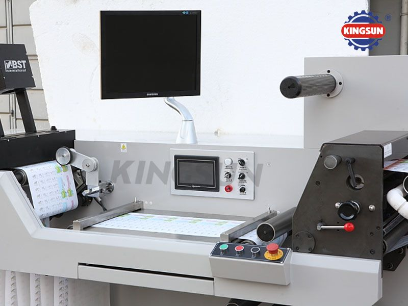 FB-320 Automatic Label Inspecting Machine