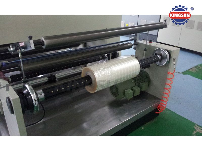 KLJ-1200 Roll to Roll UV Optical Film Imprinting Machine