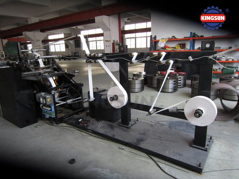 KL-188 High-speed Paper Handle Making Machine