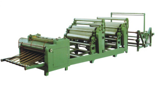 QWJ-1300/1600 double units corrugated single facers