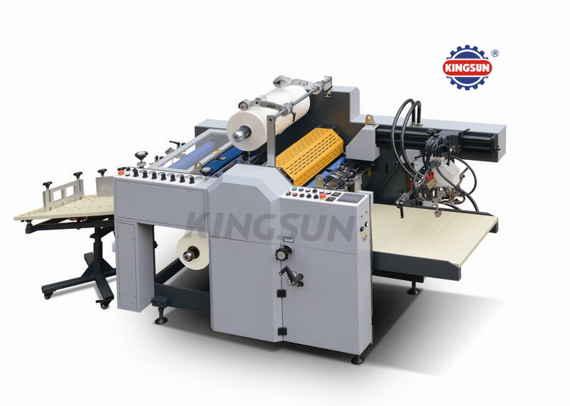 KFM-540B Automatic Double Side Thermal Laminator