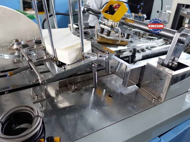 JBZ-12A Paper cup forming machine