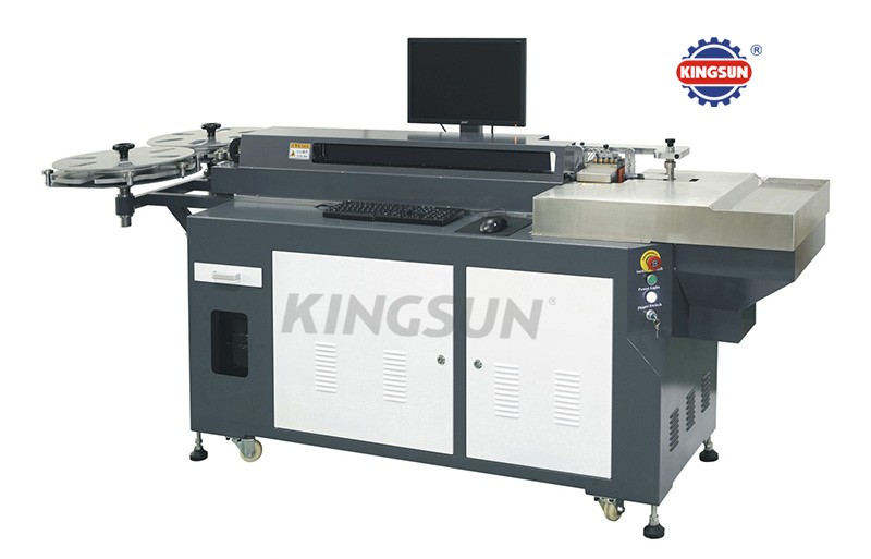 KT-850 Model Cutting Rule Blade Bending Machines