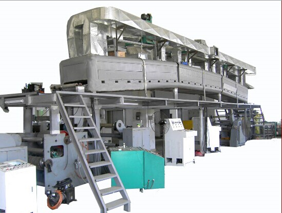 THZD series PVC electric insulation tape coating machines