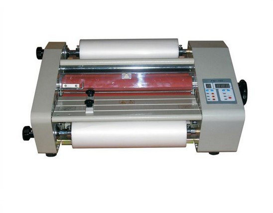 FM-350(12.5 inch)Model Small Size Thermal Film Laminating Machine