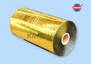 Gold and silver PET laminating film