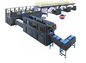 KCP-A4 Series A4 Paper Sheeting and Packing Machine