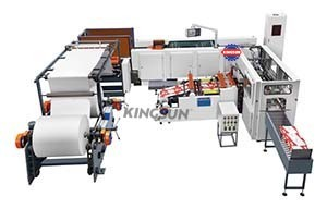 KCP-A4-10 A4 Paper Cutting and Packaging Machine