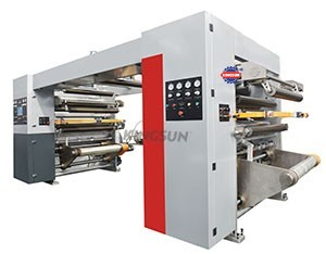 KWF-1250 Solventless Laminating Machine