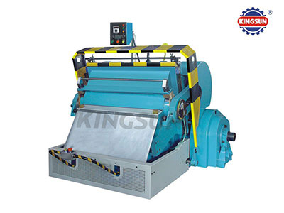 ML Series Die Cutting Creasing Machine with CE Standard (die cutters)