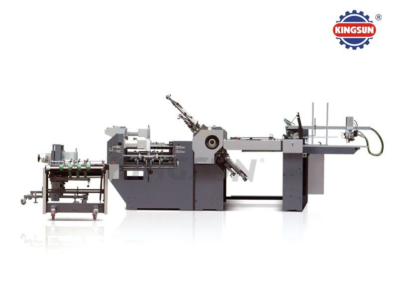 KYHD660E/720E/780E Combi-folding Machine (with Electric Control Knife)