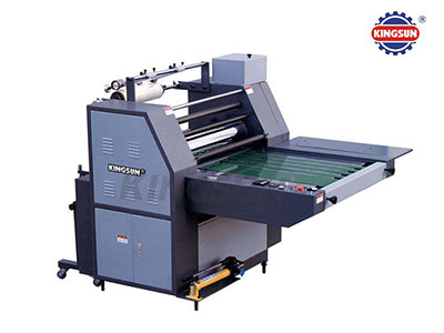KFMB-720B920B1200B Semi-auto Glue-less and Thermal Film Laminating Machine