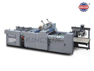 SAFM-800A Automatic Film Laminating Machine