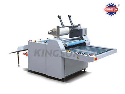 SFML Series Semi-automatic Thermal Laminating Machine