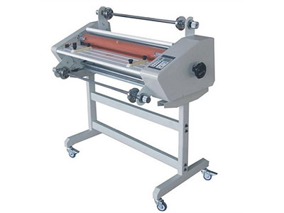 FM-480 Model Double Sides Thermal Film Laminator Machine