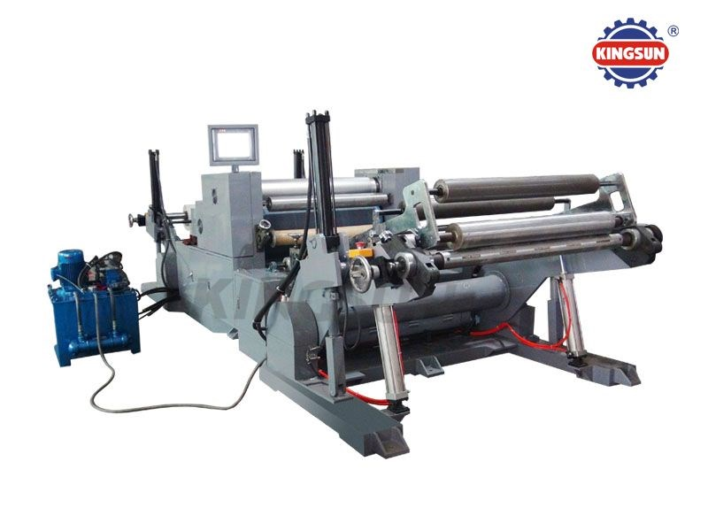 Roll-type Paper Embossing Machine