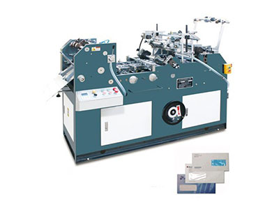 KTM-390 model automatic envelope window pasting machine