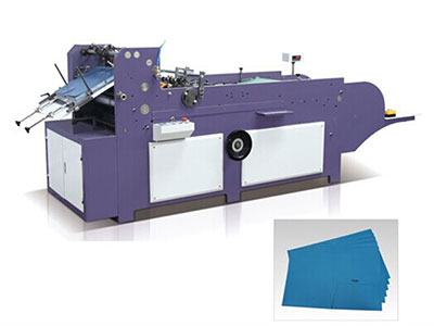 KZF-580 automatic folder bag machine