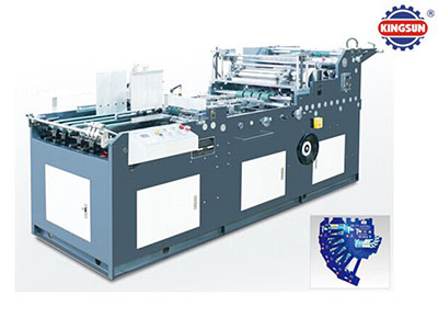 KTC-650/340 model automatic box window patching machines
