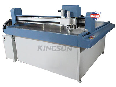 KZX Series flatbed paper box cutting plotter sample maker