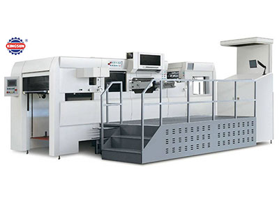 KHD Series Automatic Hot Foil Stamping Die Cutting Machine