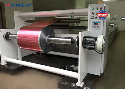 Aluminum Foil Demetalizing Machine